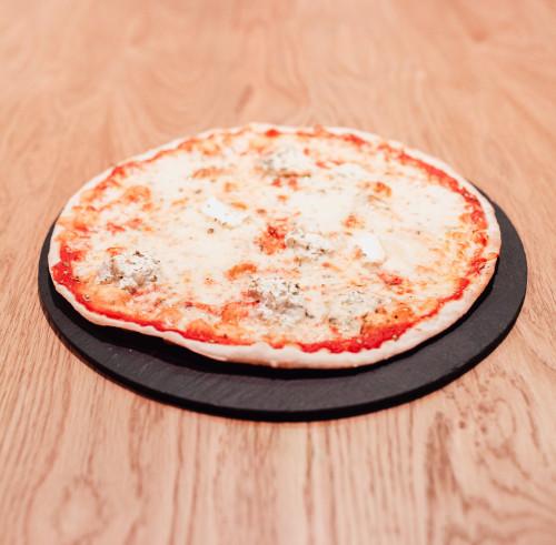Pizza quesos
